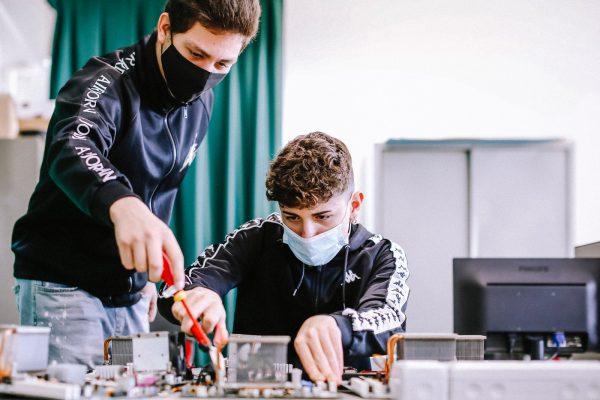 Corso di Informatica: studenti