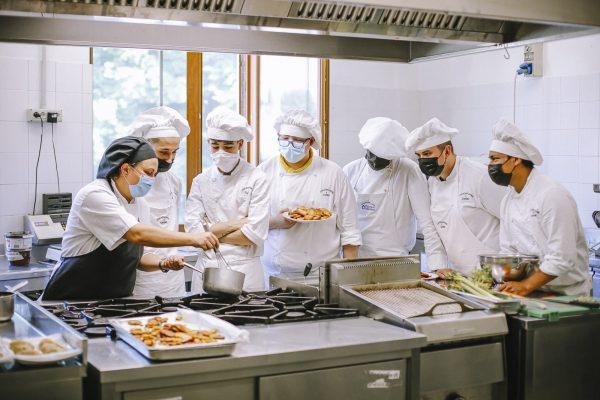 corso operatore alimentare gastronomia: chef in cucina