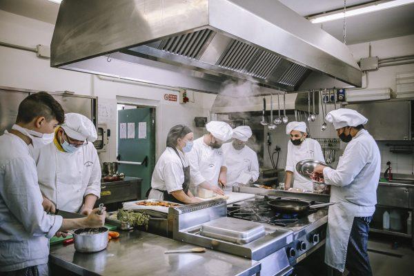 Corso per Collaboratore di Cucina