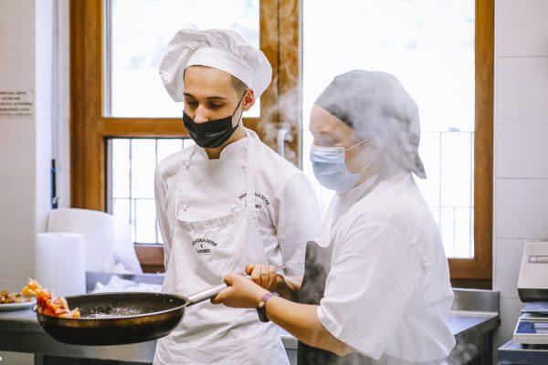 corso operatore alimentare gastronomia: cucina