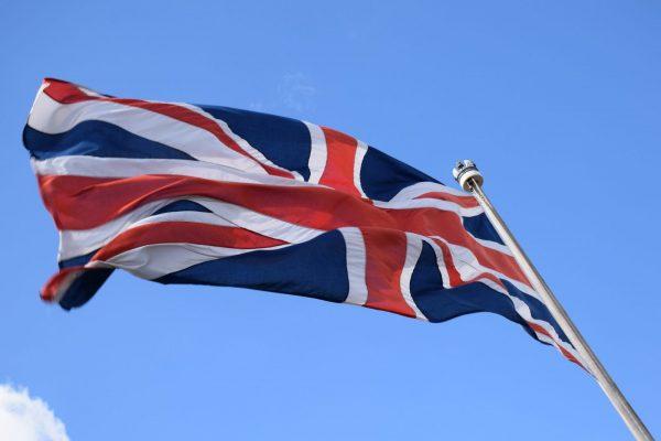 inglese livello a2: bandiera inghilterra