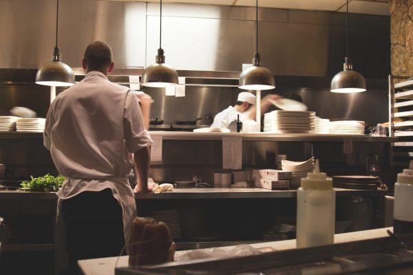 collaboratore cucina: lezione pratica