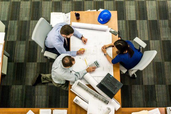 tecniche disegno progettazione industriale: team building