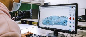 addetto grafico visual emotion: design autoveicolo
