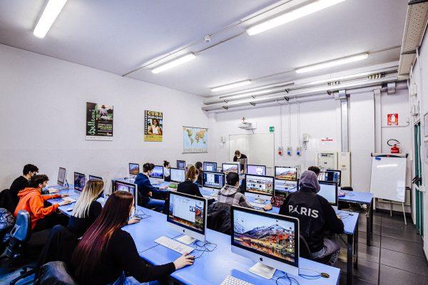 informatica per ufficio: test in classe