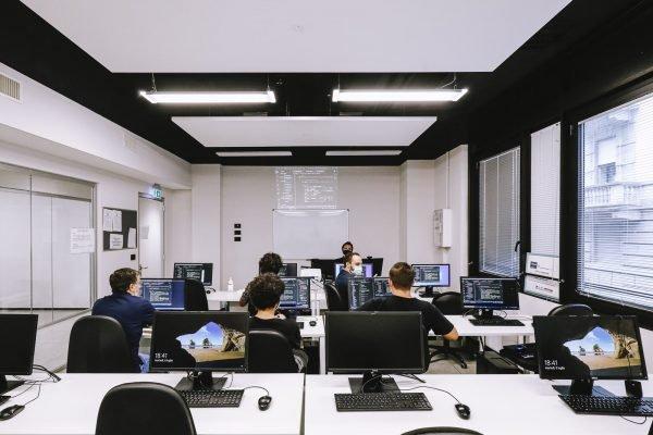 tecnico sviluppo software java: lezione in aula