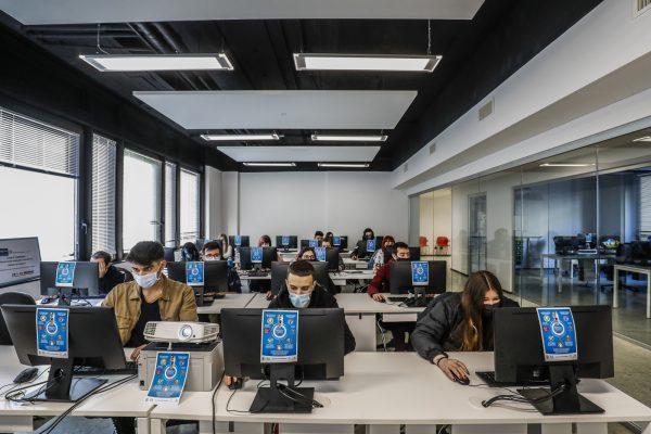 informatica per ufficio: aula
