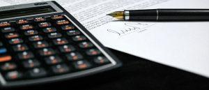 tecnico specializzato contabilità aziendale: calcolatrice
