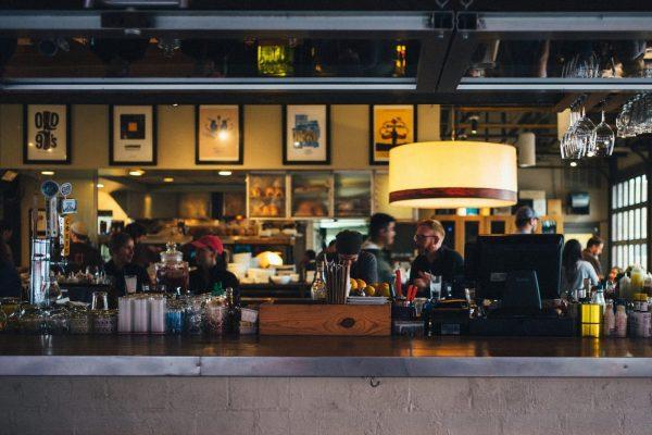 learning for life bartender: bancone bar