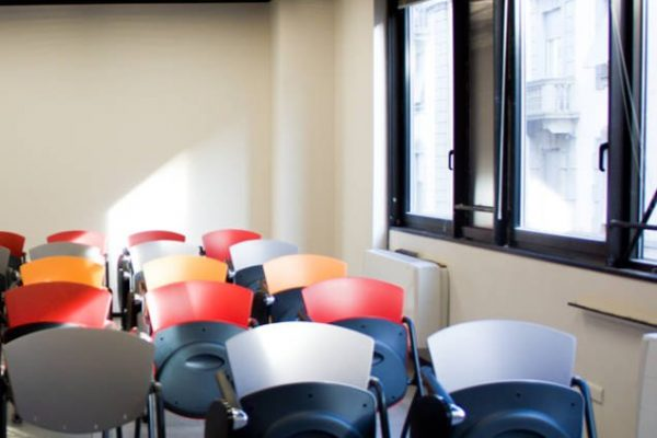 sedi della scuola: aula