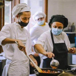 corsi per giovani disoccupati e occupati: cucina