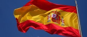 bandiera spagna: corso di spagnolo