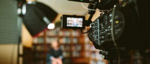 Corso per tecnico di produzione multimediale: videocamera